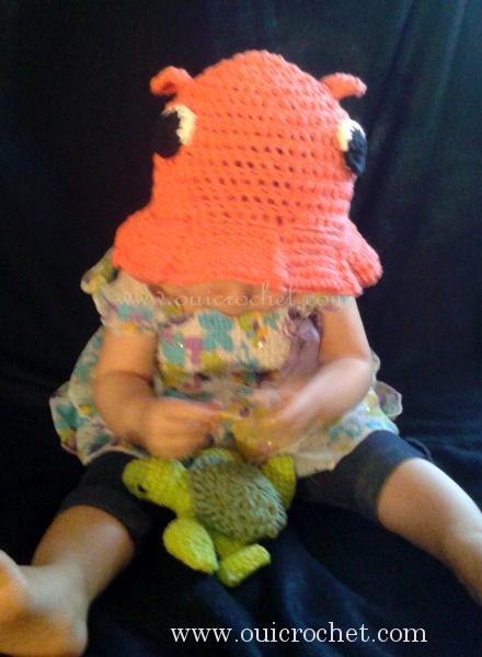 Adorabilis Octopus Sun Hat 5