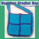 Beginner Crochet Bag