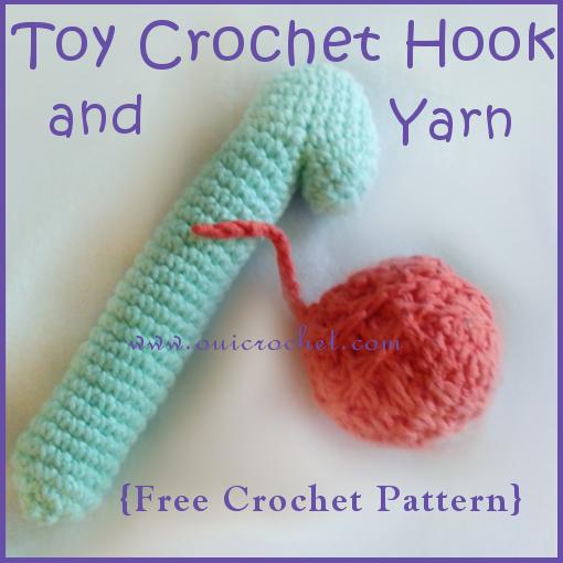 Crochet Hook Yarn a