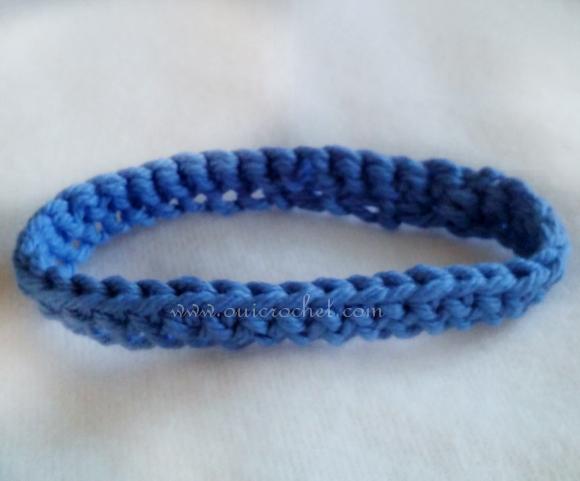 Crochet Preemie Headband