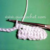 Crochet necklace2