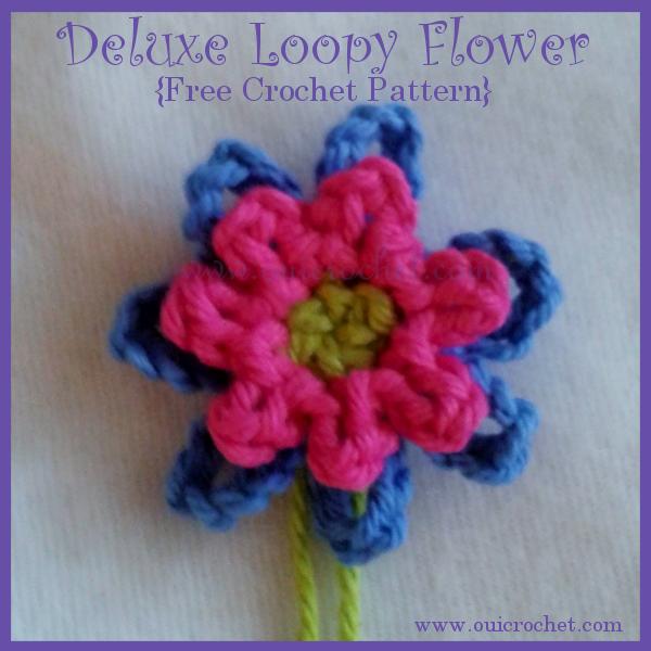 Deluxe Loopy Flower