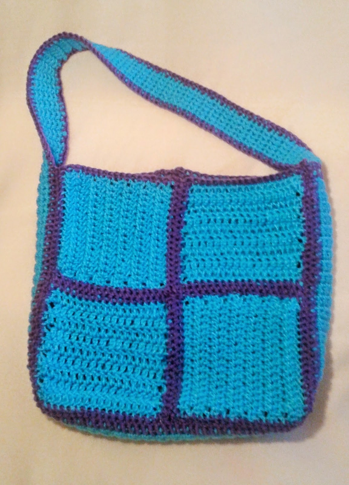 Learn to Crochet Part 6 Sewing Crochet Pieces Together Crochet Along Tutorial