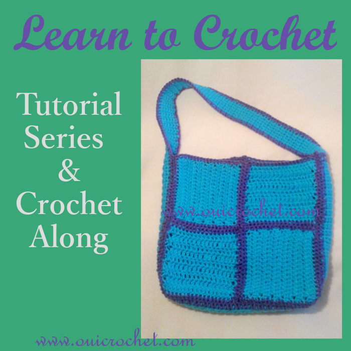 Learn to Crochet Series 4