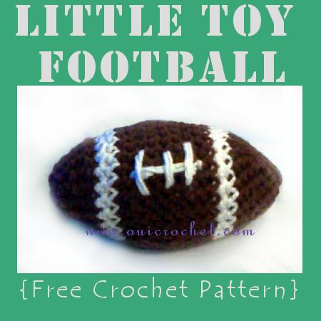 Little Toy Football