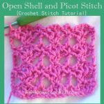 Open Shell and Picot Stitch