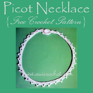 Picot Necklace