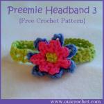 Preemie Headband 3