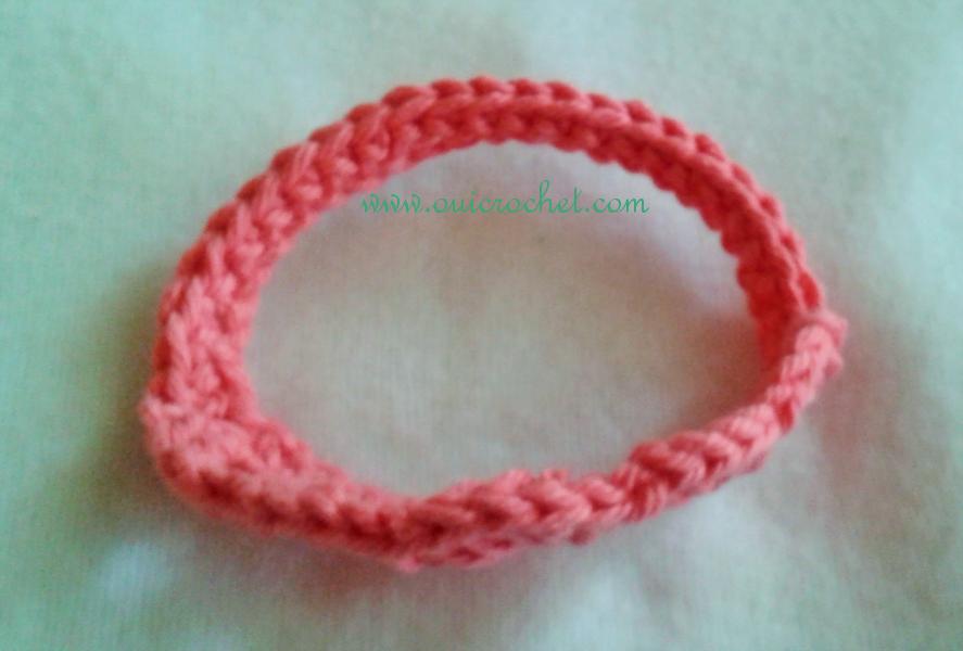 Preemie Tiara 1 Crochet