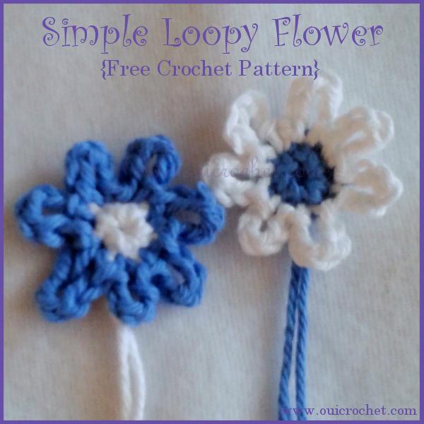 Simple Loopy Flower