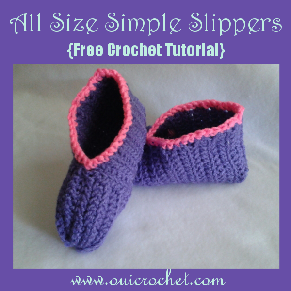 Simple Slippers 2