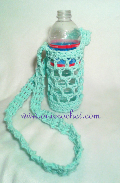 Simple Water Bottle Carrier Small 1
