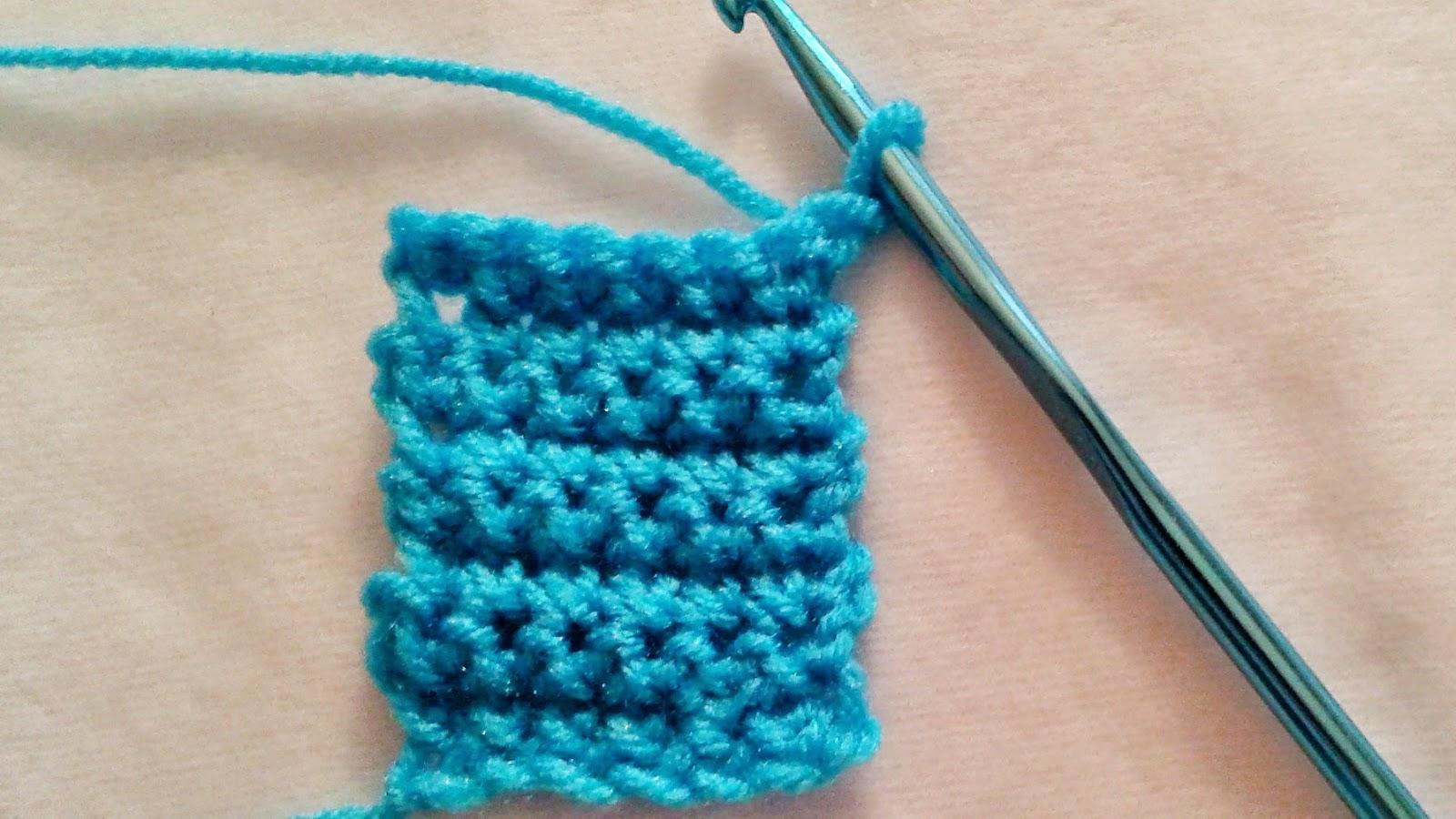Single Crochet 8 2