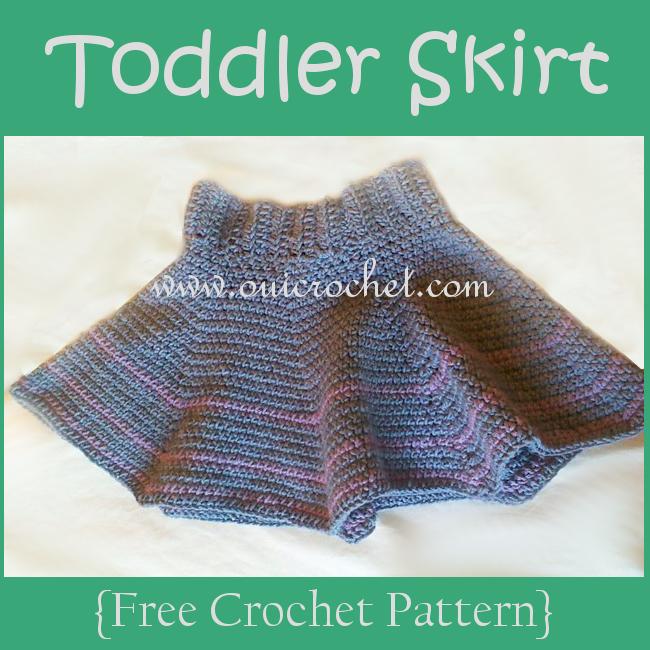 Toddler Skirt