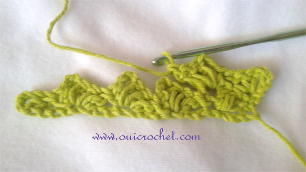 Tulip Stitch 10