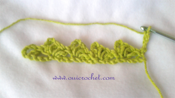 Tulip Stitch 7