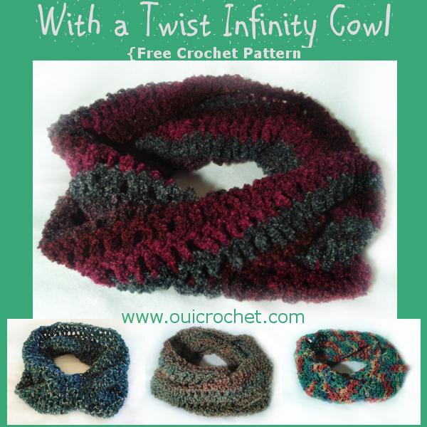 With a Twist Infinity Cowl 1B