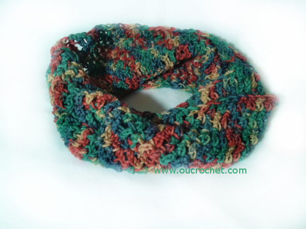 With a Twist Infinity Cowl 4