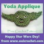 Yoda Applique